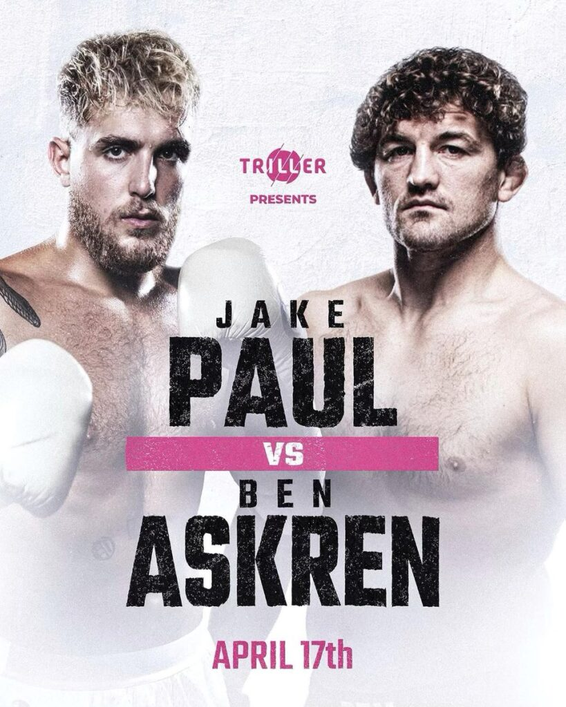 Boosted Askren Odds!