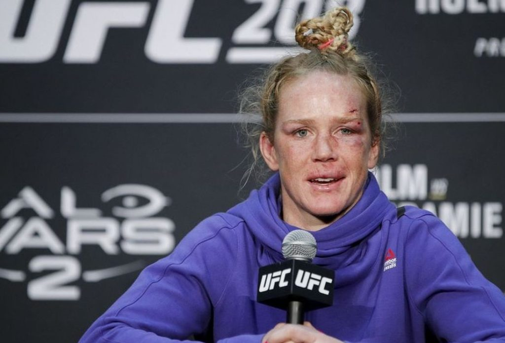 Holly Holm: Desperate giant killer 12