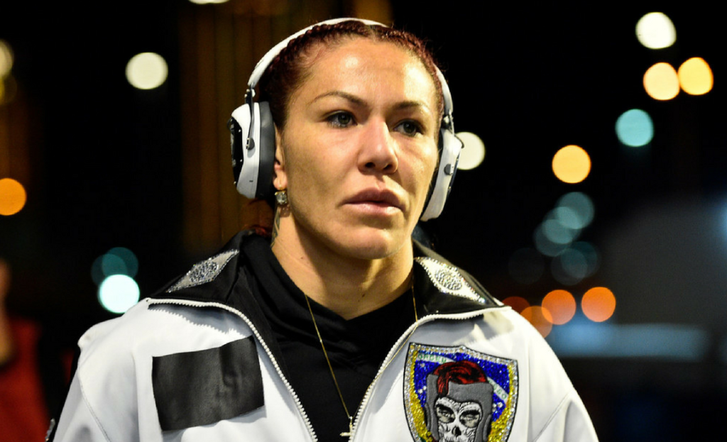 Cris Cyborg: The one, the only, the greatest