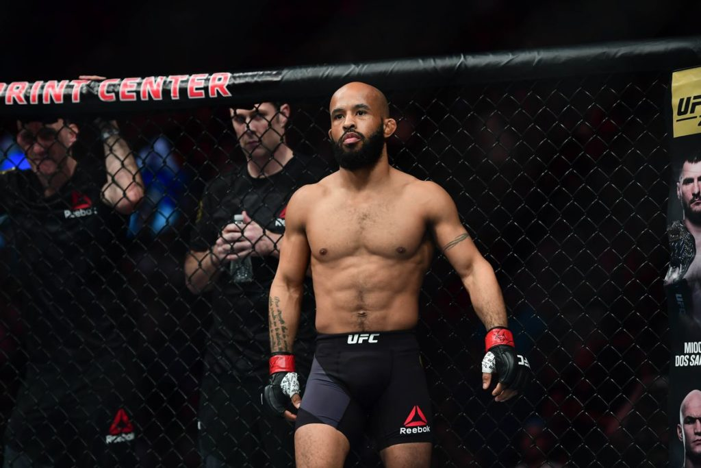 Demetrious Johnson is prepared for his bout with Henry Cejudo