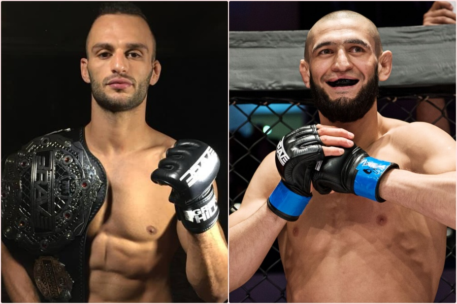 BRAVE champion Jarrah Al-Silawi wants canceled Khamzat Chimaev fight back in UFC 7