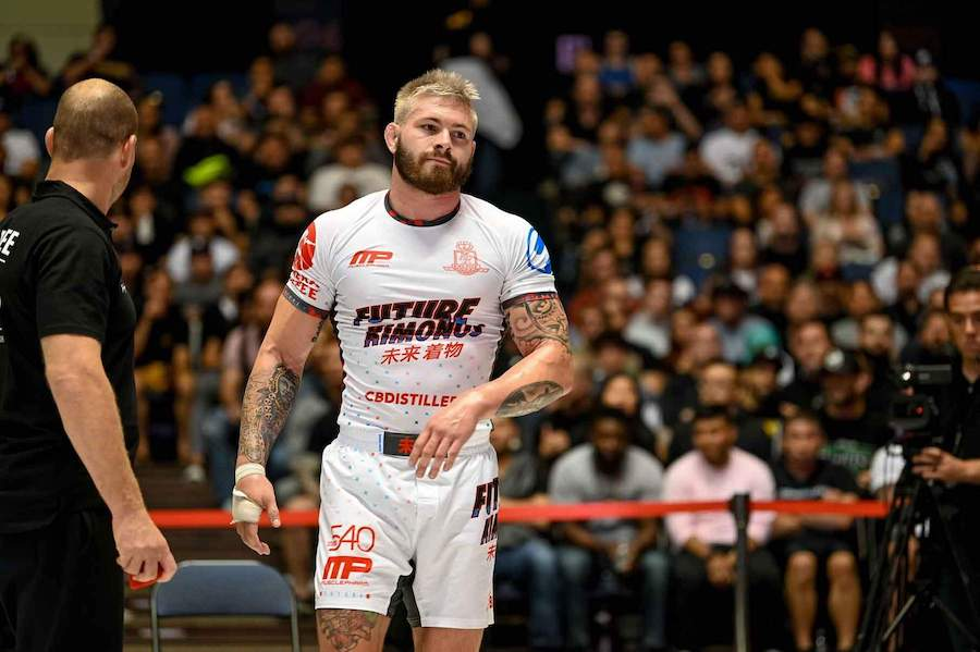 Gordon Ryan, Craig Jones reveal COVID-19 diagnoses, removed from July 31 grappling matches 1