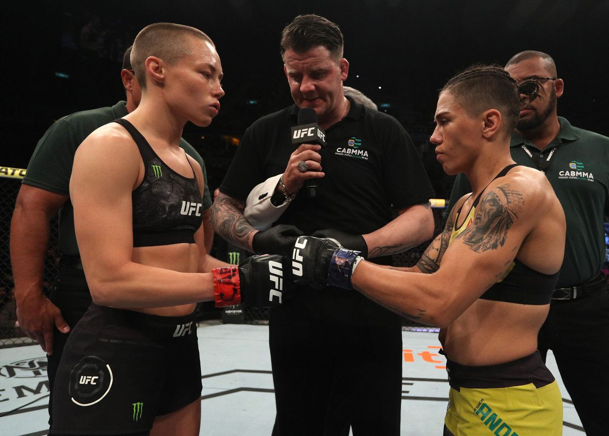 Jessica Andrade vs. Rose Namajunas live blog, play-by-play updates, results, highlights from their rematch at UFC 251: Fight Island.