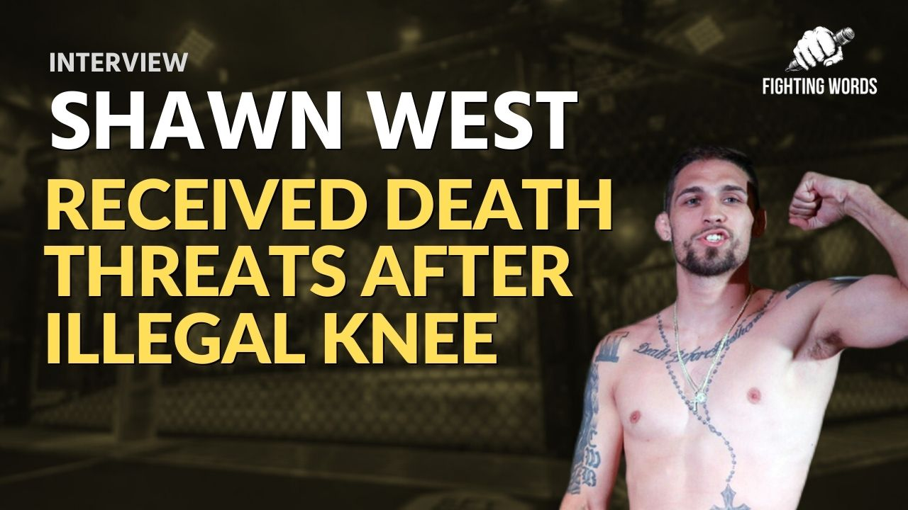 "Shawn West is ""paying the price"" for illegal knee against Boston Salmon at LFA 84 7"