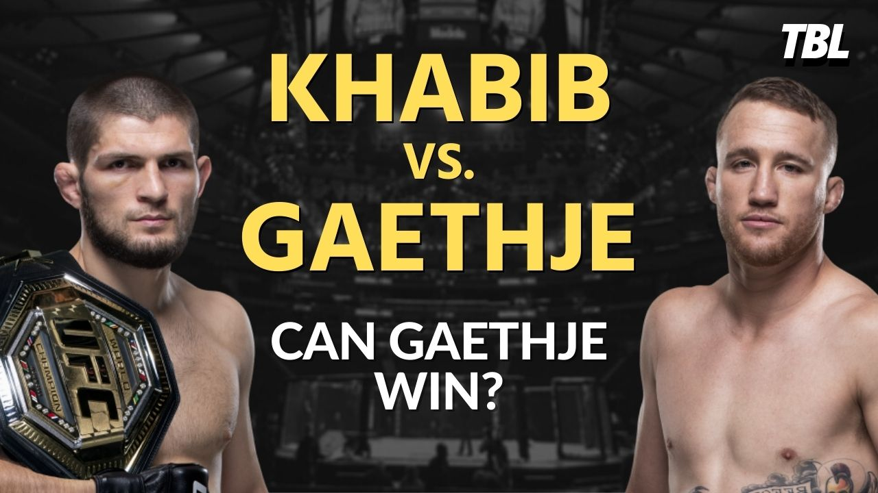 UFC 254 Prediction: Can Justin Gaethje beat Khabib Nurmagomedov? 1