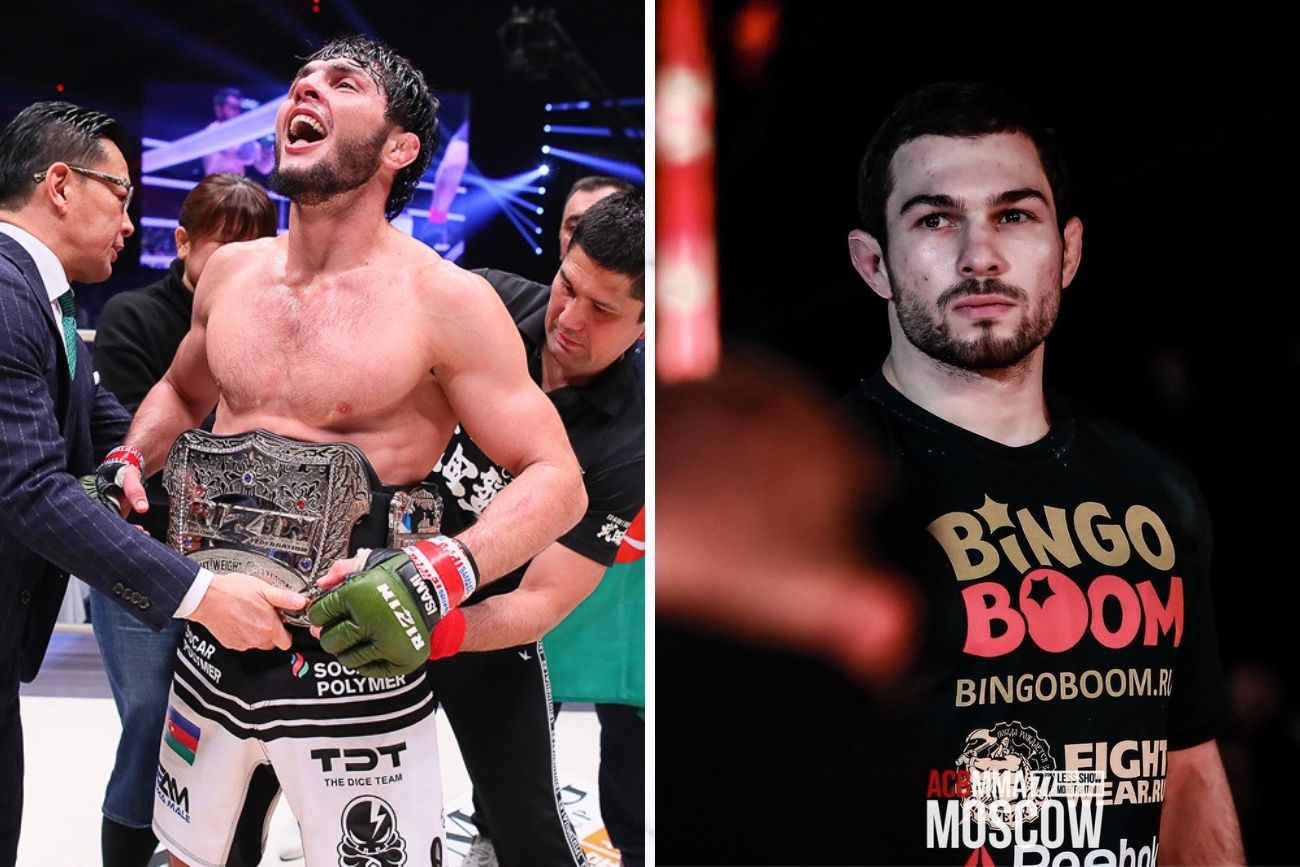 RIZIN champ Tofiq Musayev and ex-ACA titlist Eduard Vartanyan on opposite ends of Armenia-Azerbaijan conflict 5