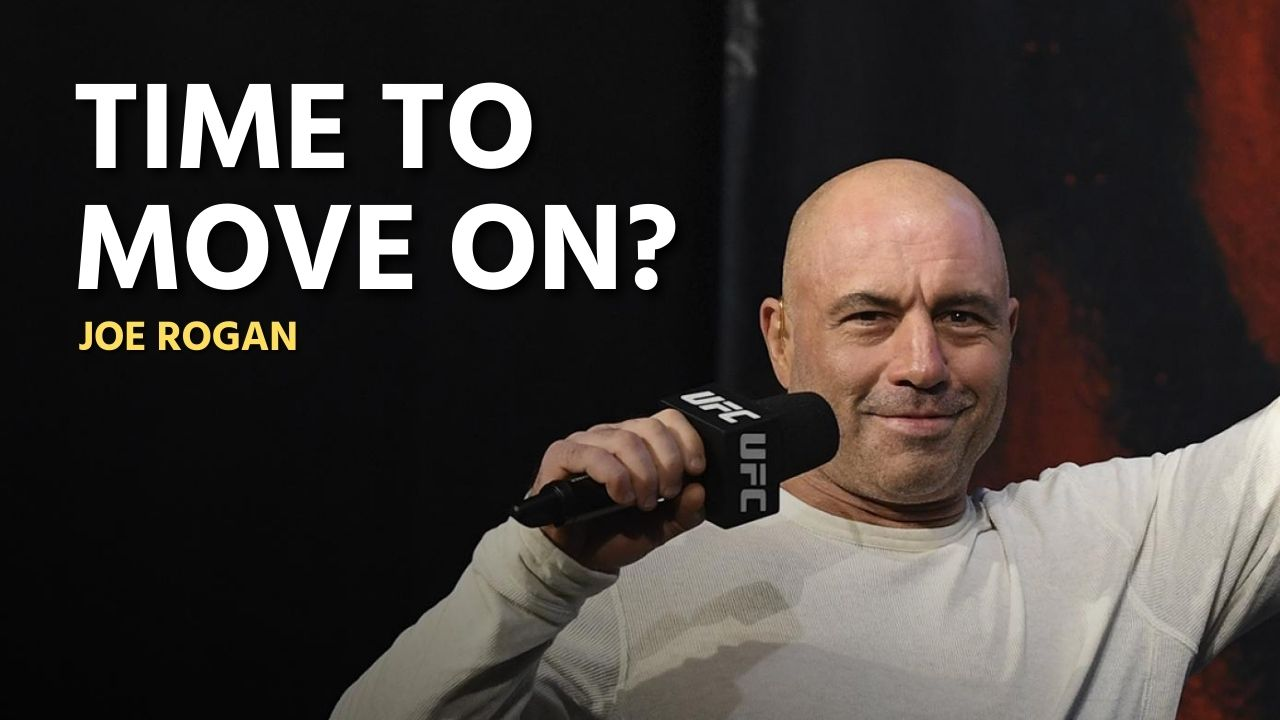 Is it time for the UFC to move on from Joe Rogan? 9