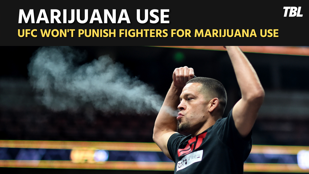 UFC changes anti-doping policy, won't punish fighters for marijuana use 5