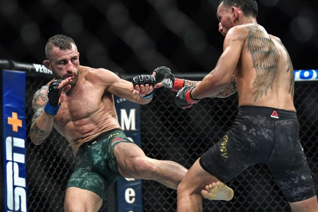 Alexander Volkanovski not going to keep rematching Max Holloway 'until he wins' 3