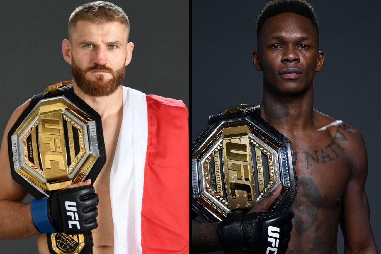 Jan Blachowicz vs. Israel Adesanya: Predictions, fight breakdown, picks
